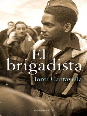 cover image of El brigadista