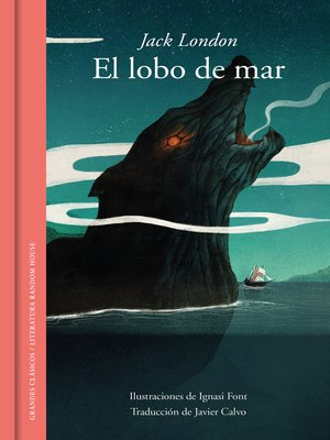 cover image of El lobo de mar