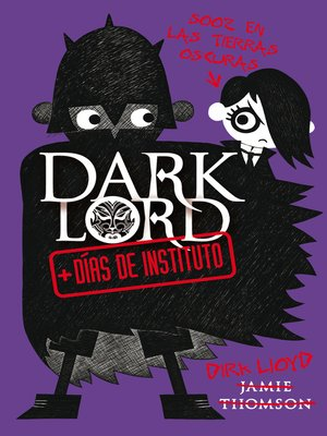 cover image of Dark Lord. + días de instituto