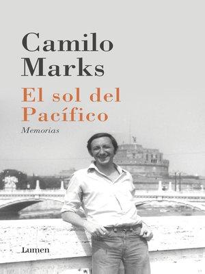 cover image of El sol del pacífico