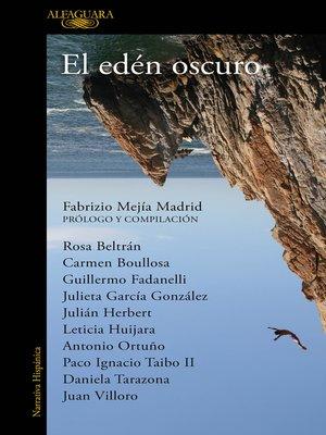 cover image of El edén oscuro