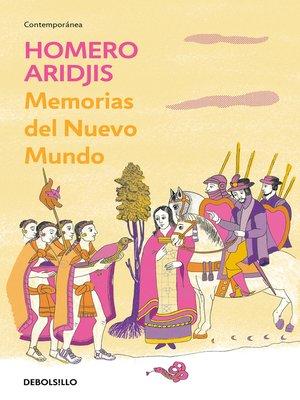 cover image of Memorias del Nuevo Mundo
