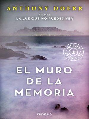 cover image of El muro de la memoria