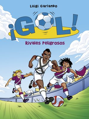 cover image of Rivales peligrosos