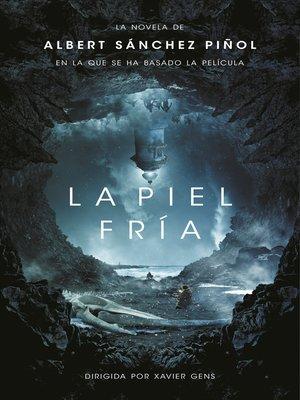 cover image of La piel fría