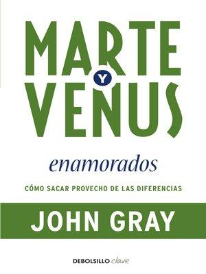 cover image of Marte y Venus enamorados