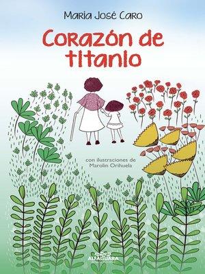 cover image of Corazón de titanio