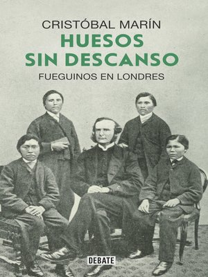 cover image of Huesos sin descanso
