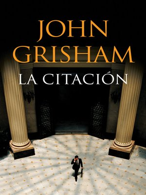 cover image of La citación