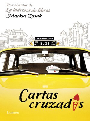 cover image of Cartas cruzadas