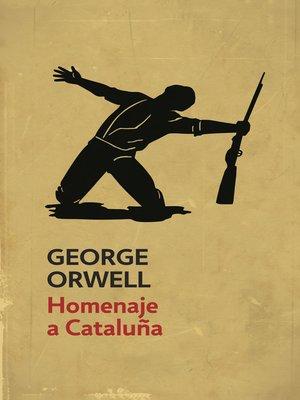 cover image of Homenaje a Cataluña