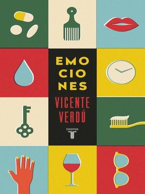 cover image of Emociones