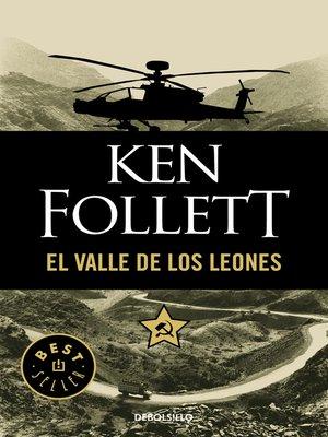 cover image of El valle de los leones