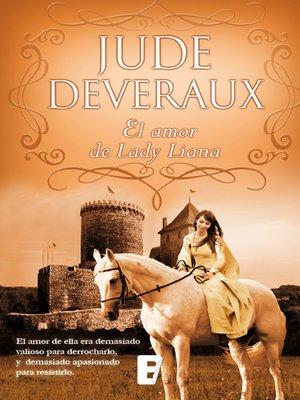cover image of El amor de Lady Liana