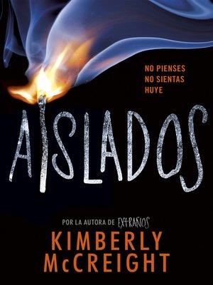 cover image of Aislados (Extraños 2)