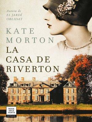 cover image of La casa de Riverton