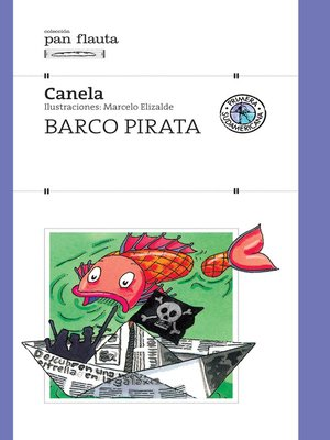 cover image of El barco pirata