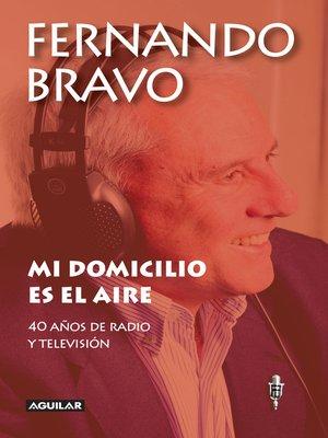 cover image of Mi domicilio es el aire