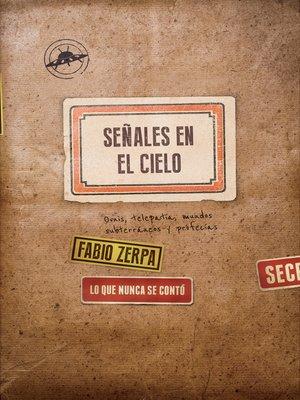 cover image of Señales en el cielo