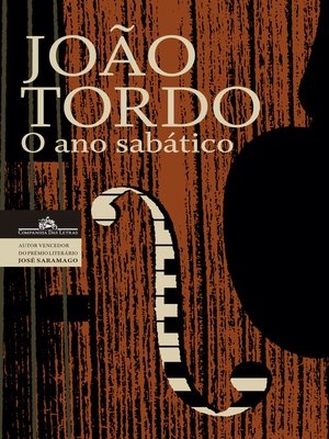cover image of O ano sabático