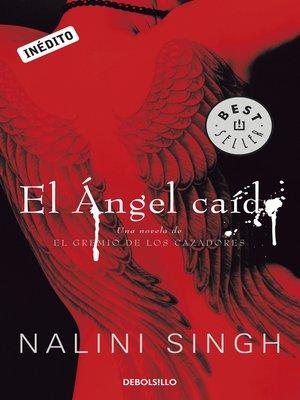 cover image of El ángel caído