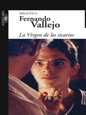 cover image of La Virgen de los sicarios