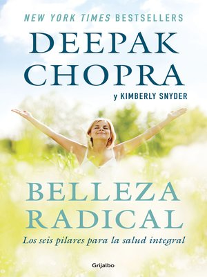 cover image of Belleza radical