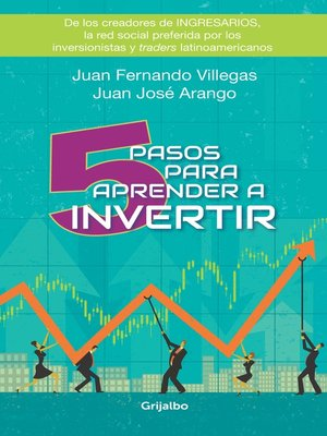 cover image of 5 Pasos para aprender a invertir