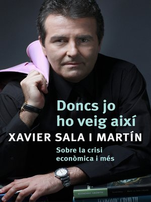 cover image of Doncs jo ho veig així