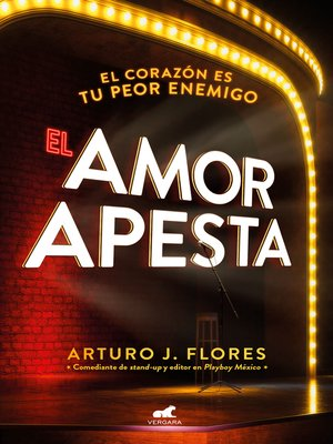 cover image of El amor apesta