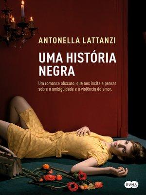 cover image of Uma história negra