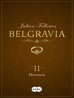 cover image of Herencia (Belgravia 11)