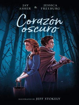 cover image of Corazón oscuro