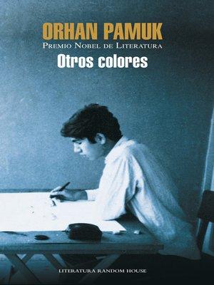 cover image of Otros colores