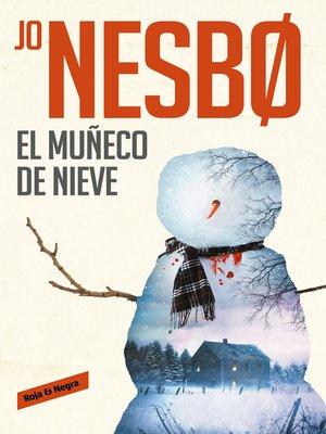 cover image of El muñeco de nieve