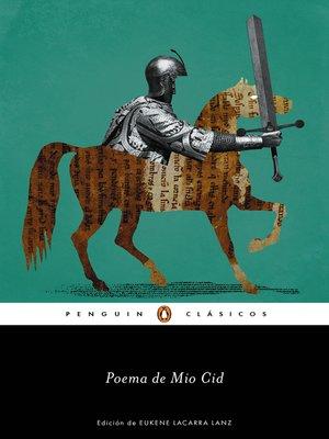 cover image of Poema del Mio Cid (Los mejores clásicos)