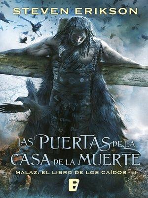 cover image of Las puertas de la Casa de la Muerte (Malaz