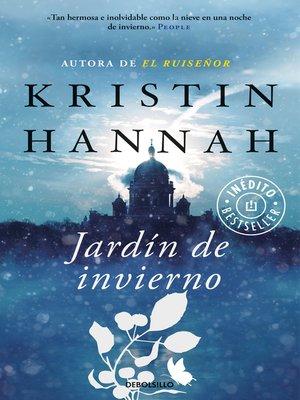 cover image of Jardín de invierno