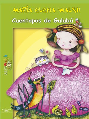 cover image of Cuentopos de Gulubú