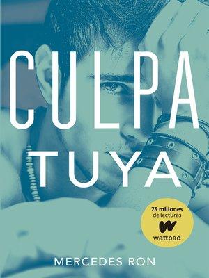 cover image of Culpa tuya