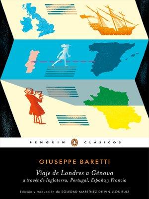 cover image of Viaje de Londres a Génova a través de Inglaterra, Portugal, España y Francia