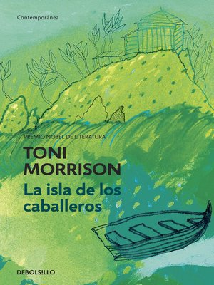 cover image of La isla de los caballeros