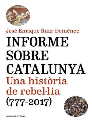 cover image of Informe sobre Catalunya
