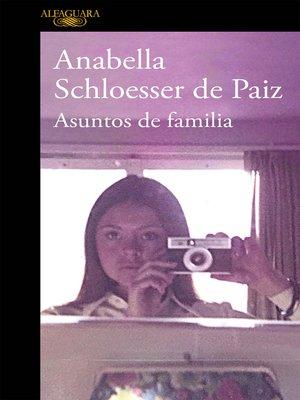 cover image of Asuntos de familia