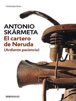 cover image of El cartero de Neruda