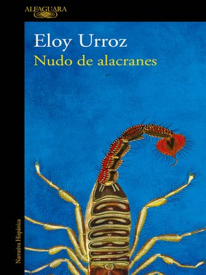 cover image of Nudo de alacranes