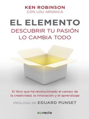 cover image of El elemento (prólogo de Eduard Punset)
