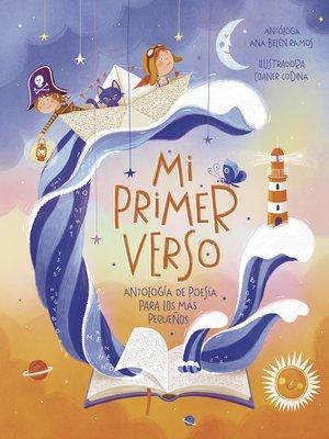 cover image of Mi primer verso