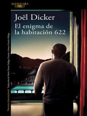 cover image of El enigma de la habitación 622