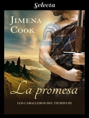 cover image of La promesa